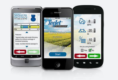 Tee Jet App