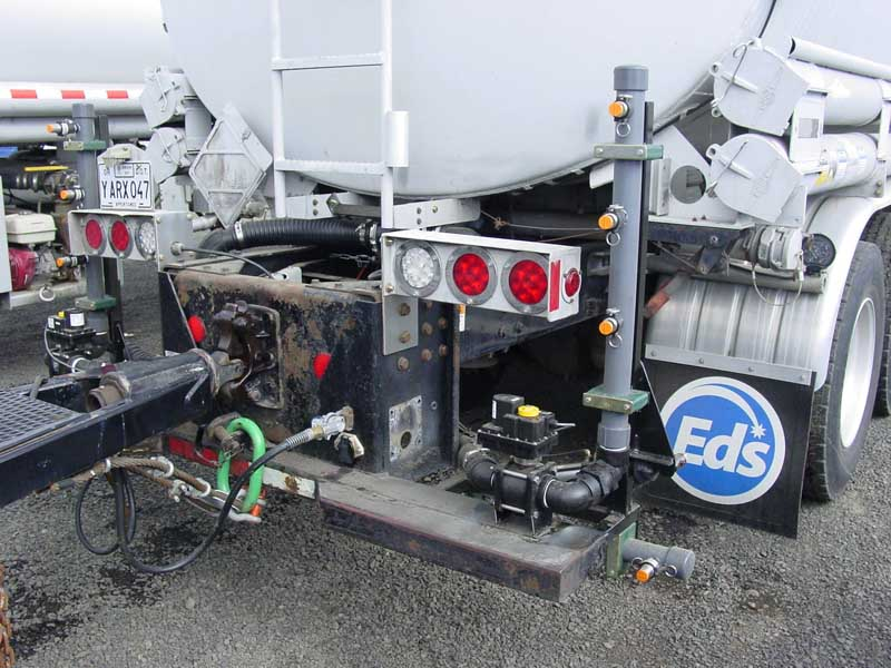 Ag Enterprise Dust Abatement Applicator