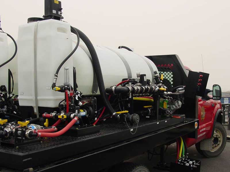 Ag Enterprise Roadside Sprayer