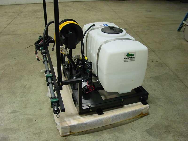 AG Enterprise Pickup De-icer Applicator