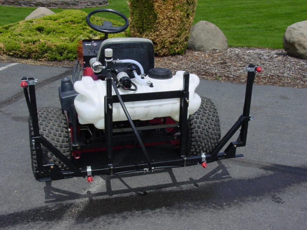 Sand Pro Golf Course Sprayer