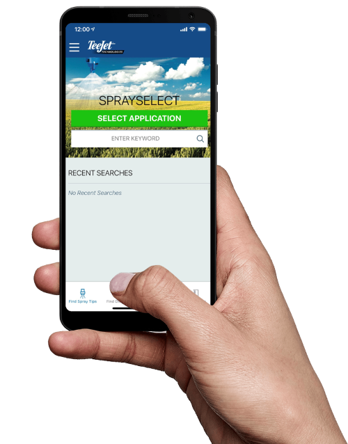 TeeJet Mobile App